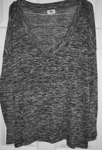 NWOT Old Navy XXL loose cable sweater